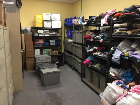 Shield Shelter Provides Supplies for Cheyenne High School Students