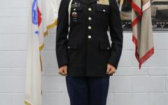 Cheyenne High School's JROTC Major Nicholas Falsey Is Accepted Into the United States Naval Academy!!!!