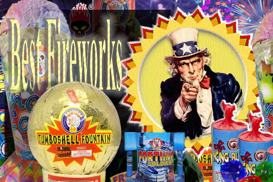 Best Fireworks in Arizona Uncle Sam