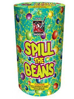 Spill The Beans By Shogun Fireworks