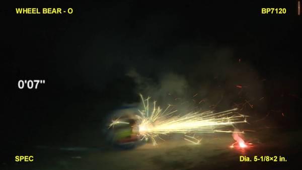 Wheel Bear-o Screen Shot