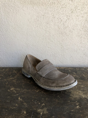 LOAFER WASH TAUPE