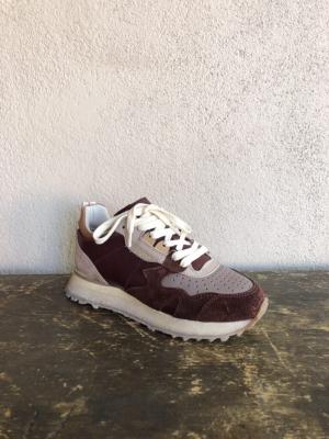 Craft Maroon Sneaker