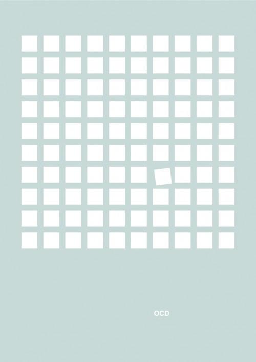 Poster describing OCD