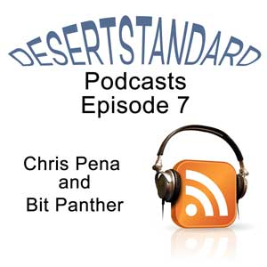 Podcast Chris Pena and Bit Panther