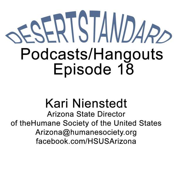 Kari Nienstedt of Humane Society of United States