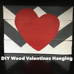 DIY V-Day Craft