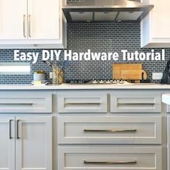 DIY Hardware Installation