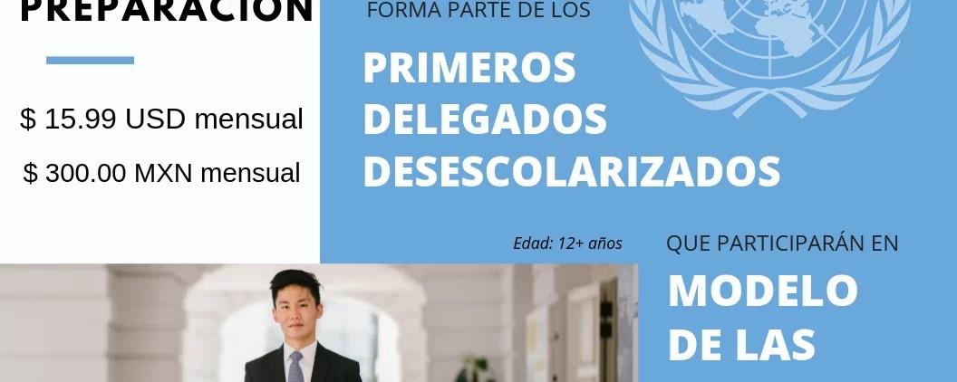 Modelo de las Naciones Unidas