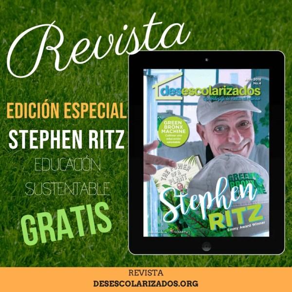 Revista Stephen Ritz - Educación sustentable