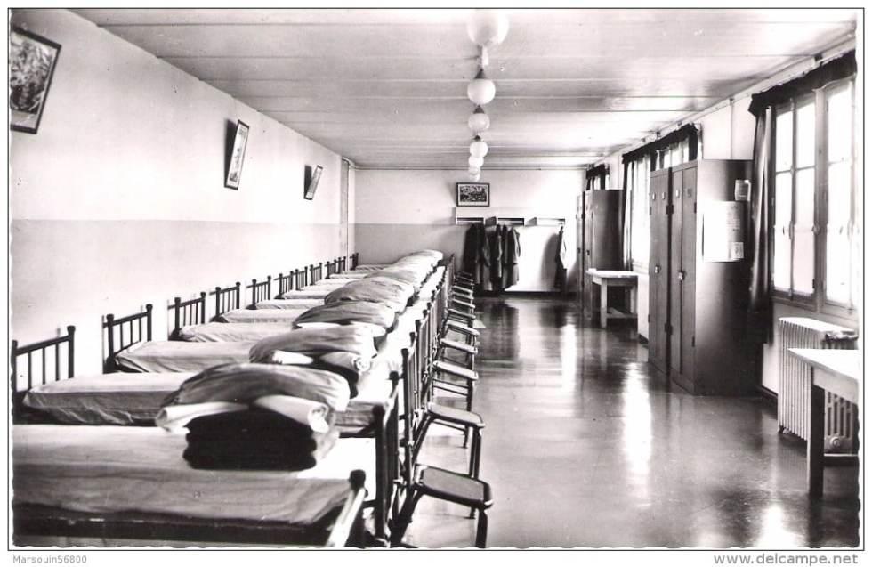 dortoir du 403ème régiment d'artillerie
