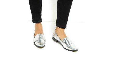 Des mocassins bien cools chez New look...