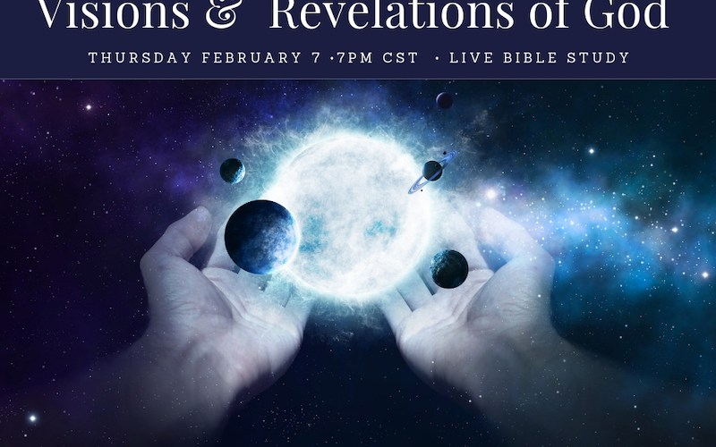 visions and revelations of God