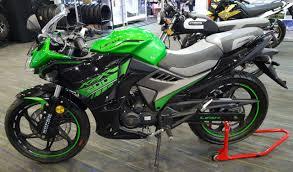 Lifan KPR 150 Green and black
