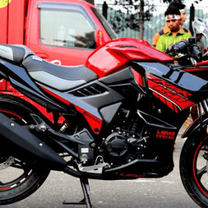 Lifan KPR 150 red and black