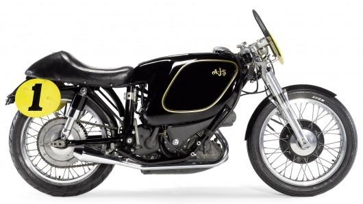 1954 AJS 500 cc Porcupine