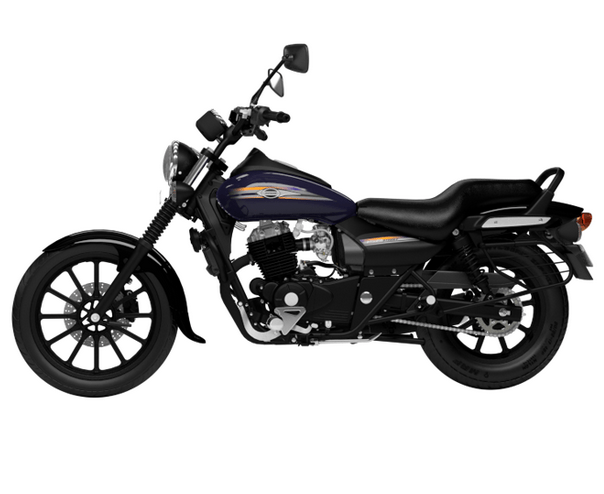 Bajaj Avenger Street 150 Midnight Blue