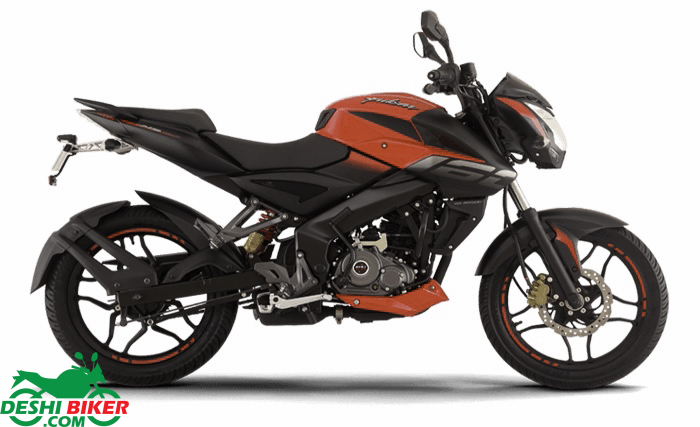 Bajaj Pulsar NS 160 Red