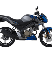 Yamaha FZ150i Blue and Ash