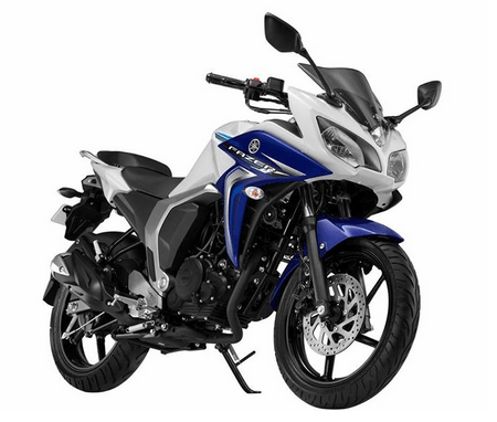 Yamaha Fazer Fi Version  Top Speed