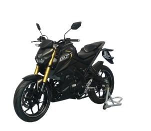Yamaha M-Slaz 150 Matt Black