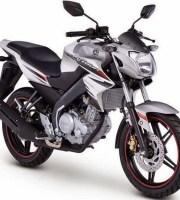 Yamaha Vixion white