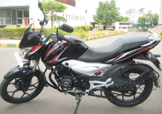 Bajaj Discover 125 ST Black