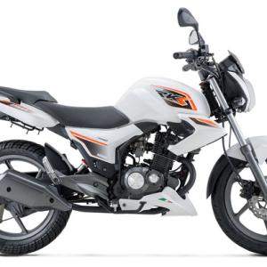 Keeway RKS 150 Sport White