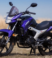 Lifan KP 150 Black and Purple