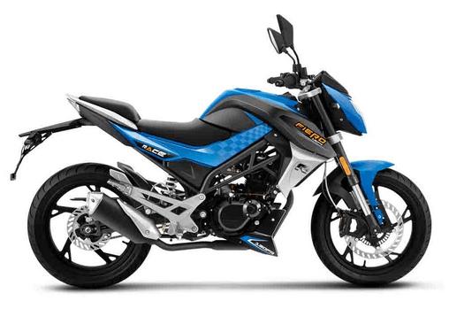Race Fiero 150FR Blue