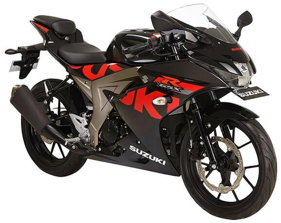 Suzuki GSX-R150 Titan Black