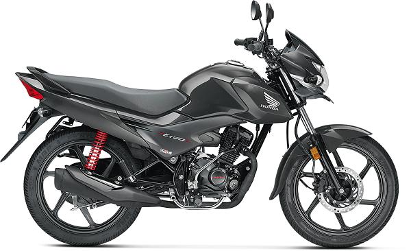 Honda Livo 110 BS4 Black