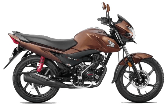Honda Livo 110 BS4 Brown