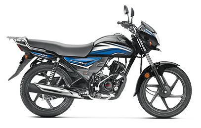 Honda Neo Black and Blue