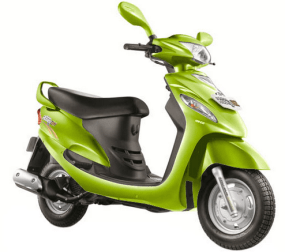 Mahindra Rodeo RZ Green