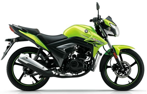 Haojue KA 135 Green