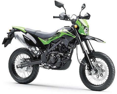 Kawasaki D-Tracker 150: Price in desh, Full Specification, Images
