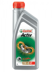 Castrol Active 4T