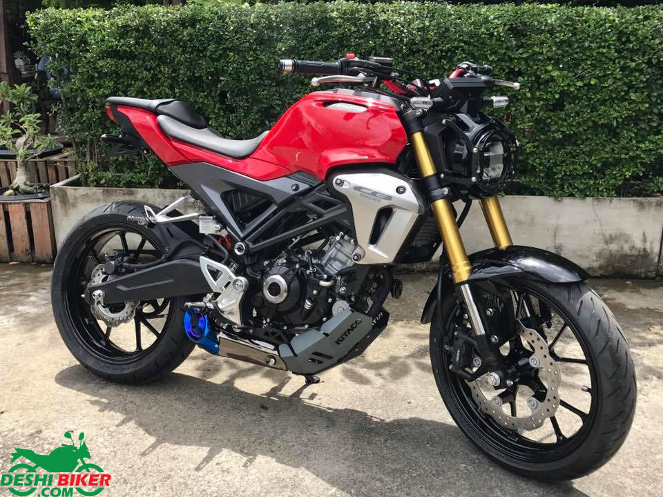 Honda CB150R ExMotion: Price In Bangladesh 2019 (বর্তমান