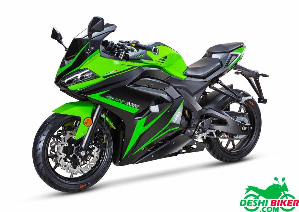 Taro GP-2 Sport Ninja Green
