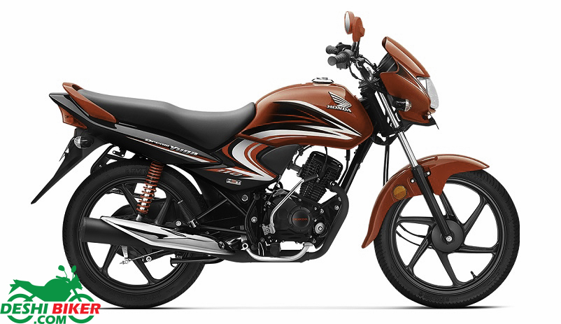 Honda Dream Yuga Red