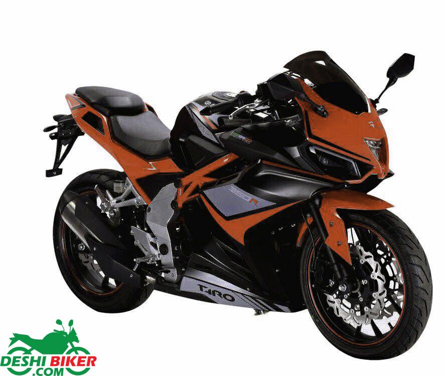 Taro GP-1 Black & Red