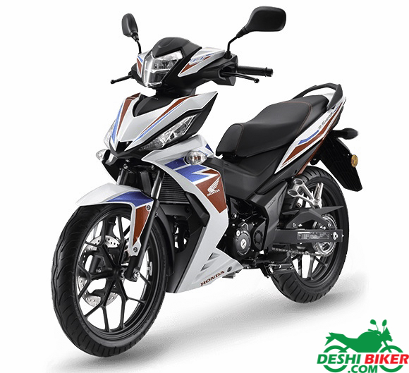 Honda RS150R White