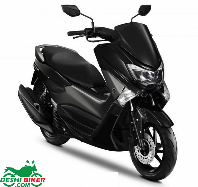 Yamaha NMax 155 Black