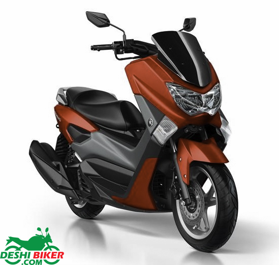 Yamaha NMax 155 Red