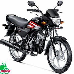 Honda CD110 Dream DX Black & Red