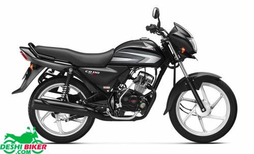 Honda CD110 Dream DX Black