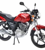 Suzuki EN 125 Red