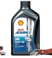 Shell Advance Ultra 10W40 Synthetic Price in Bangladesh