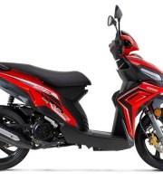Keeway K-Blade 125 Red